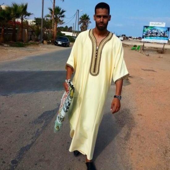 Simo, 29 ans de Casablanca