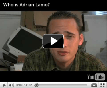 Video of Adrian Lamo