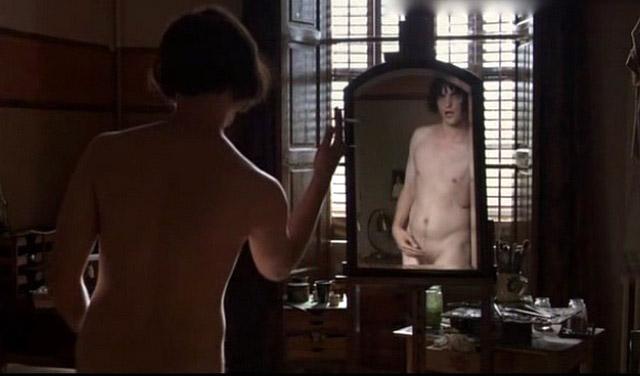 naked robert pattinson have orgasm