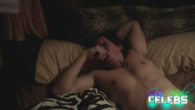 steve howey nude