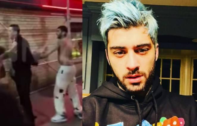 Zayn Malik coinvolto in una rissa a sfondo omofobo? L'ex One Direction aggredito a New York - VIDEO (Zayn Malik)