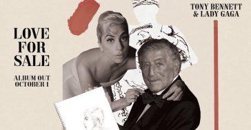 Lady Gaga torna a cantare con Tony Bennett, nuovo disco e primo singolo estratto – AUDIO