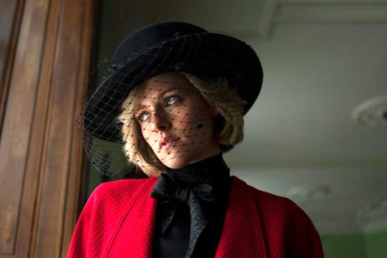 Spencer, Kristen Stewart è Lady Diana: trailer e poster