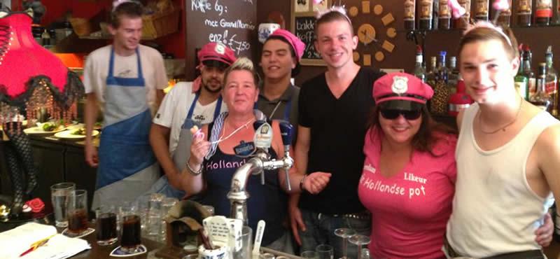 Bistro Bij Ons gay restaurant Amsterdam