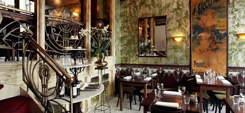 De Belhamel restaurant Amsterdam