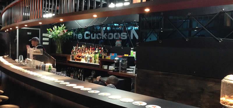 The Cuckoo's Nest gay bar Amsterdam