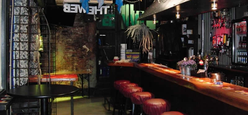 The Web gay bar Amsterdam