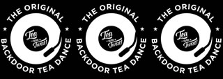 Backdoor Tea Dance gay club Amsterdam