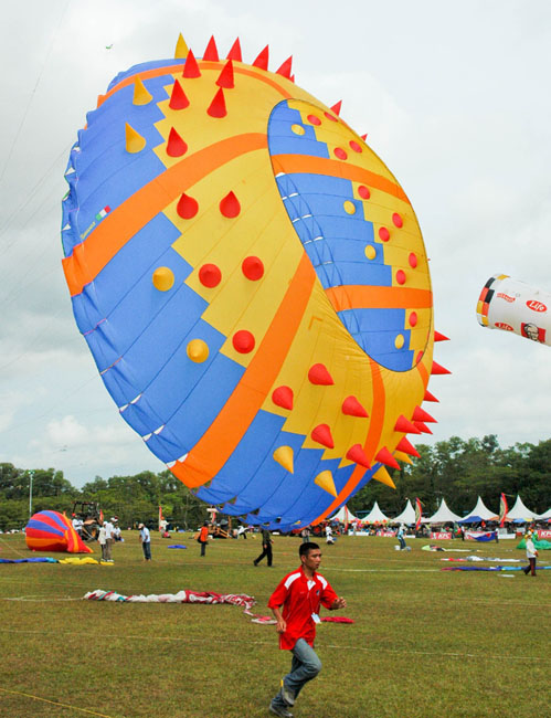The Pasir Gudang International Kite Festival