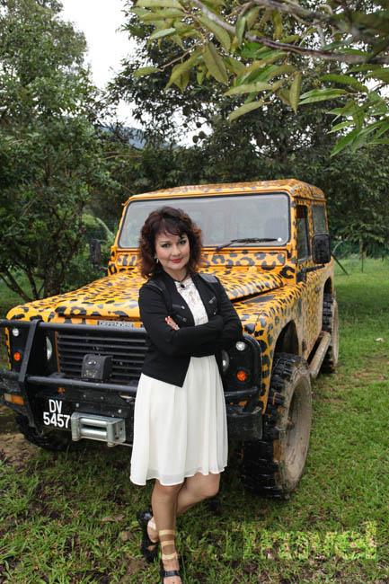 Puan Sri Sharifah Sabrina Syed Akil