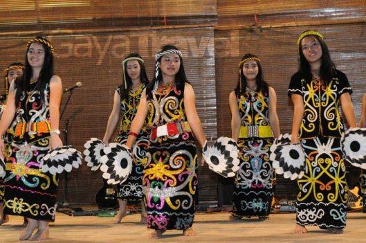 Dance,Bario Sarawak