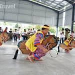 """""""Tarian Kuda Kepang"""" Homestay Kampung Sri Paya"""