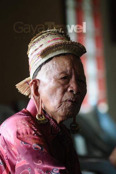 The Face of Sarawak