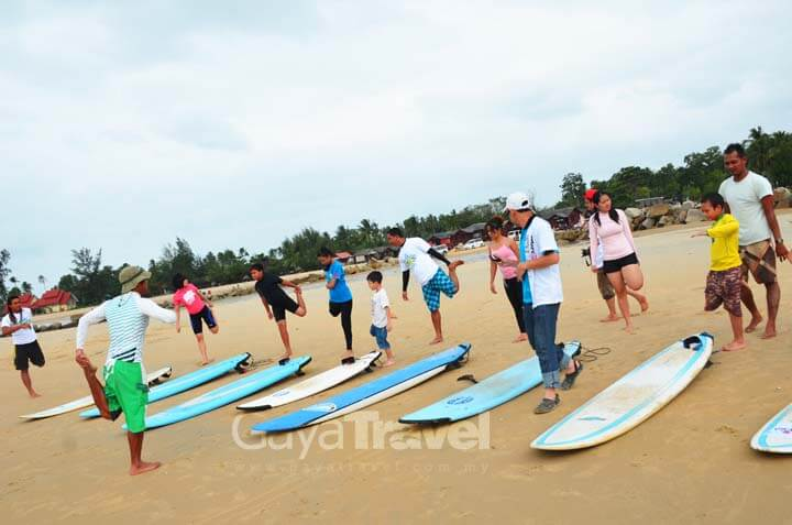 Free Surfing Clinic