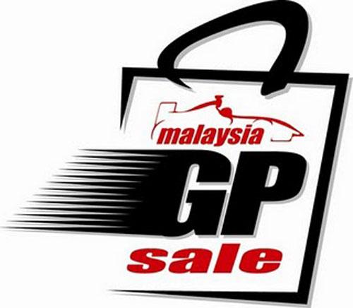 Malaysia Grand Prix Sale