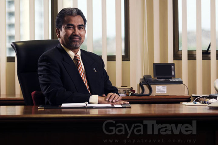 Musa Yusof – Director Domestic Marketing Division Tourism Malaysia