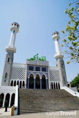 Mosque in Korea