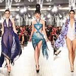 Gottex & Gideon Oberson - J Spring Fashion Show - photo by John Oakley
