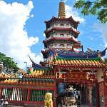 Tua Pek Kong Temple & Goddess of Mercy Pagoda
