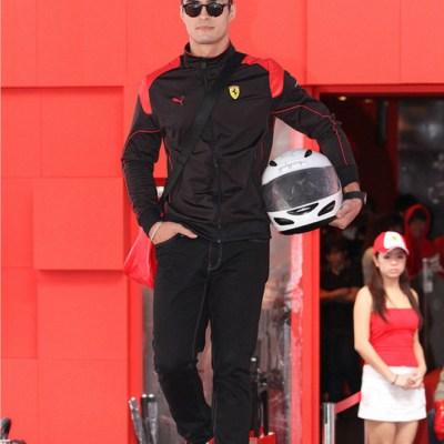 Puma gears up to celebrate the 2012 Malaysian F1 Grand Prix
