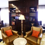 Executive lounge dedicated for guests at Executive floor