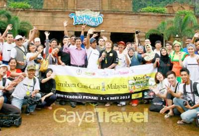 Kembara Cuti Cuti 1Malaysia - Perak - Jom Terokai Perak !