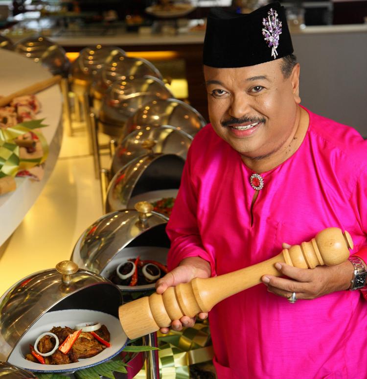Entertaining Ramadhan Month with Jaafar Onn at Dorsett Regency Kuala Lumpur
