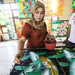 An introduction on Batik