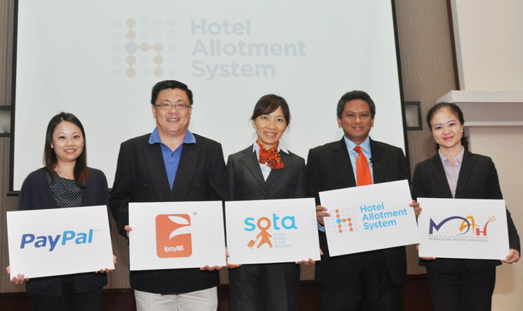 SOTA Launches Asia's First Hotel Allotment System