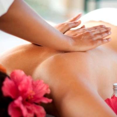Semara Spa soothing massage