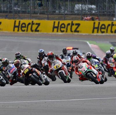 Hertz and MotoGP