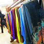 Batik products at Nordin Batik