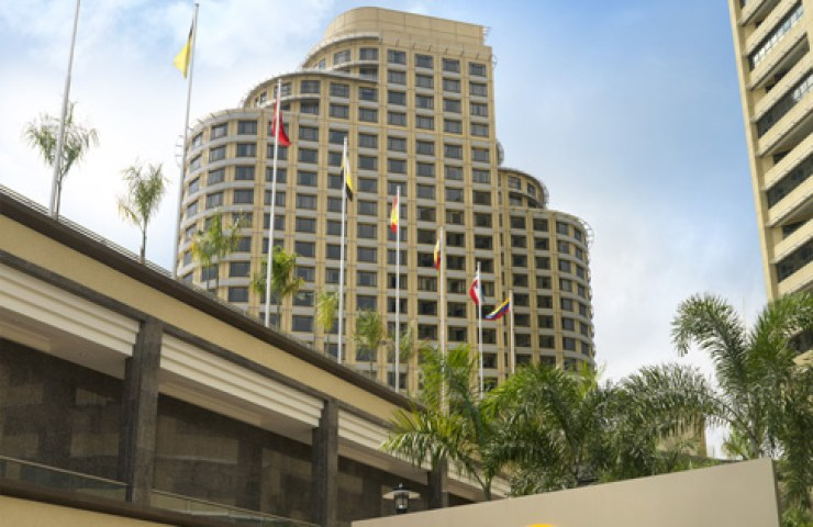 The 5-star One World Hotel Petaling Jaya is once again appointed official hotel for Sime Darby LPGA 2012.