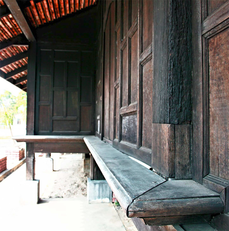 Kampung Laut Mosque is one of the oldest mosques in Kelantan