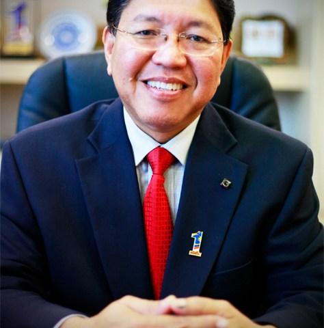 Dato' Haji Ibrahim Abdul Rahman – Director General Department of Information