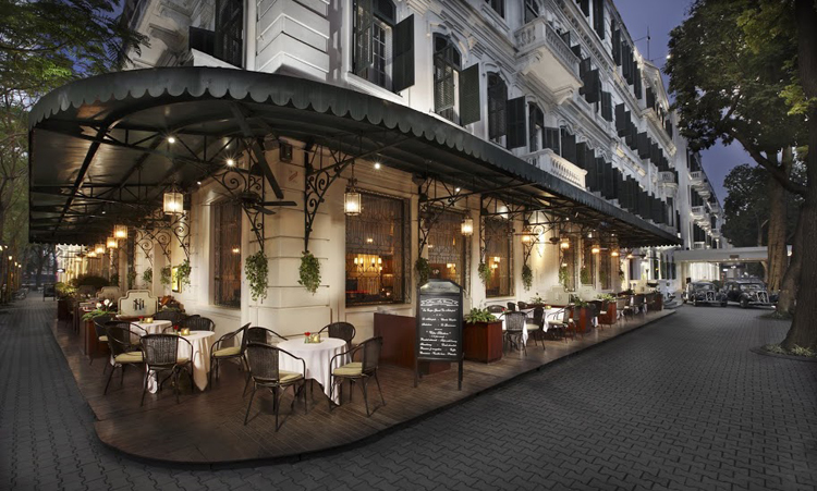 Hanoi's Metropole Wins Accolades from USA's Top Two Travel Magazines
