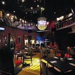 Hard Rock Cafe Interior