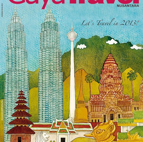 Issue 8.1 – Let's Travel in 2013