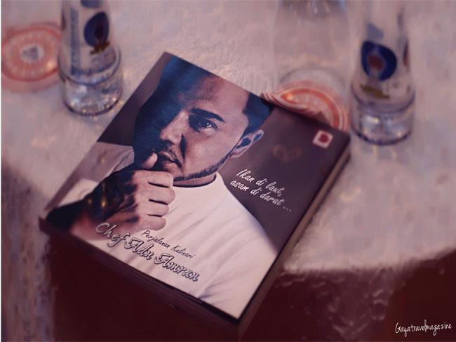 """""""Ikan di Laut, Asam di Darat"""" – the culinary journey of Chef Adu Amran"""