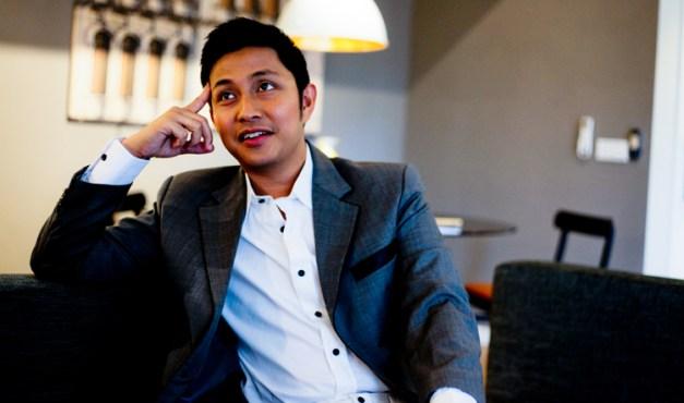 NUAR MD DIAH, The man behind Chandi Media Group
