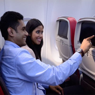 Malindo Air offers 20 of the latest movies from Asia & Hollywood, Music & Interactive Games on its IFE-2