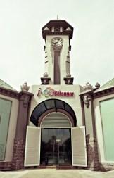 The facade of Galeri Kraf Selangor