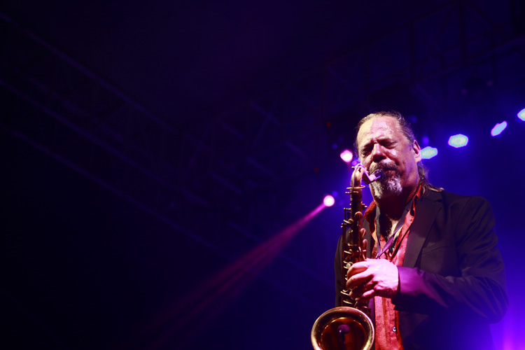 Borneo Jazz Festival 2013 in Miri