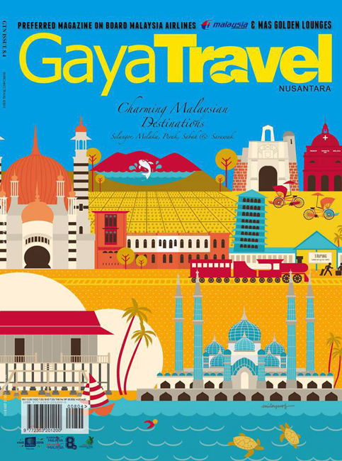 Issue 8.4 – Charming Malaysian Destinations