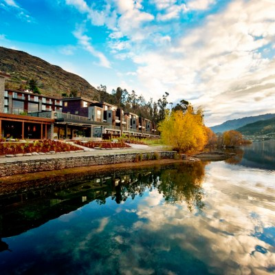 Exterior Day - Hilton Queenstown Resort & Spa