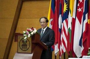 ASEAN Secretary-General Le Luong Minh