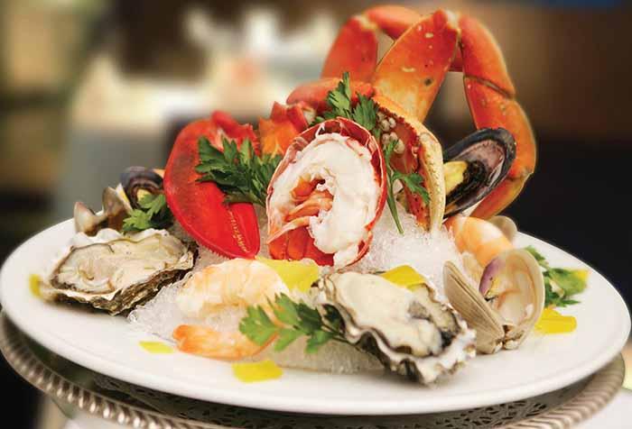 Seafood Buffet Dinner