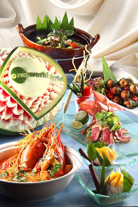 Savour authentic Thai cuisine at Cinnamon Coffee House throughout the month of October