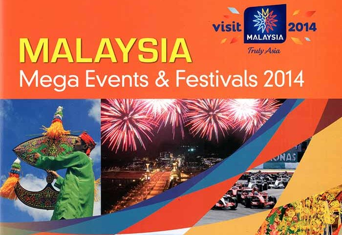 Malaysia Mega Events & Festivals 2014 is Now Online