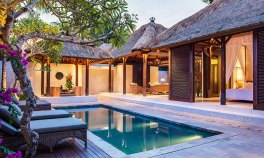 Chedi Club Jimbaran - Villa overview